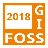 FOSSGIS 2018 Logo